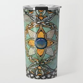 Mindful Passage Celtic Knot Travel Mug
