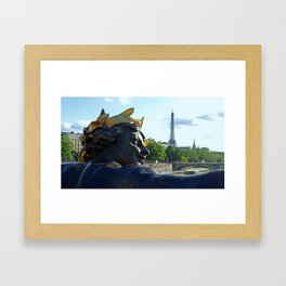 All this is mine Framed Art Print