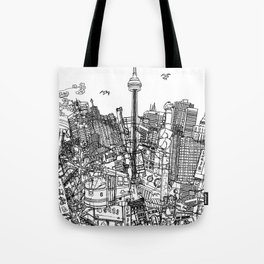Toronto! (version #2) Tote Bag