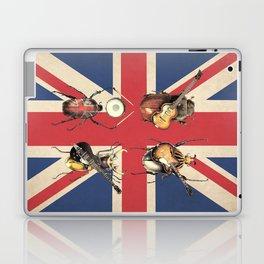 Meet the Beetles (Union Jack Option) Laptop & iPad Skin