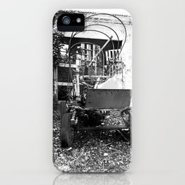 Old Carriage Photography iPhone Case