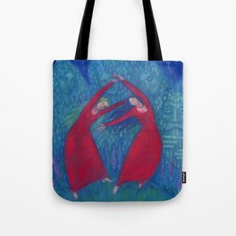 Hexentanz / Dance of the witches Tote Bag