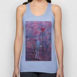 Let Your Heart Lead The Way Unisex Tank Top