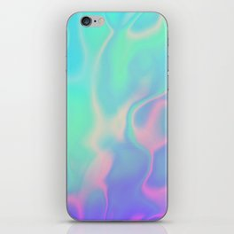 Rainbow Sea iPhone Skin