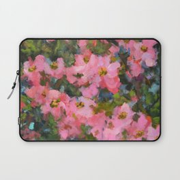 Spring Apple Blossoms Laptop Sleeve
