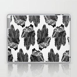 gray skies crystal cluster Laptop & iPad Skin