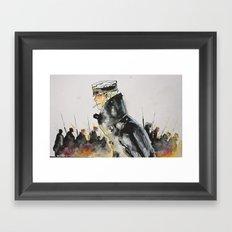 Corto Framed Art Print