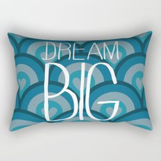 Dream BIG Rectangular Pillow