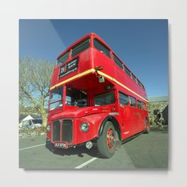 Dartmoor Routemaster  Metal Print