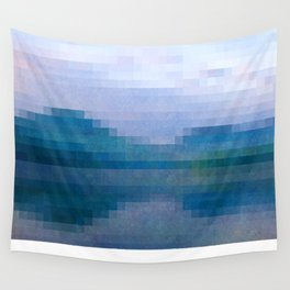 Quiet Reflection Wall Tapestry