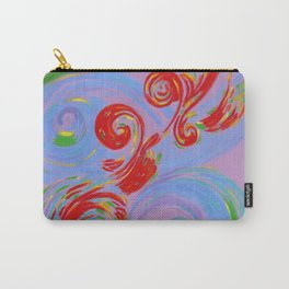 Painted Music Carry-All Pouch