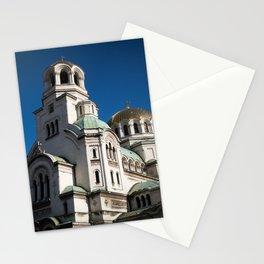 Alexander Nevsky Cathedral Stationery Cards