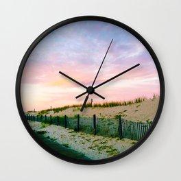 Lavallette  Wall Clock