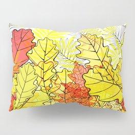 Gold autumn. Pillow Sham