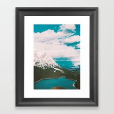 nature 2 Framed Art Print
