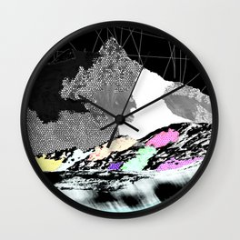 oh inverted world! Wall Clock