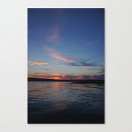 Reverent  Canvas Print
