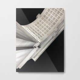 Washington Sqr Metal Print