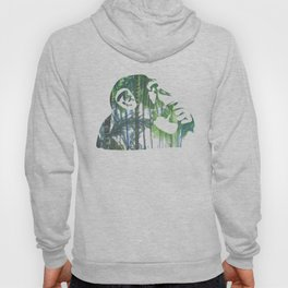 Banksy Chimps Hoody
