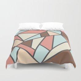 Geometric Colour Pattern V2 Duvet Cover