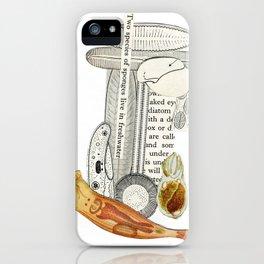 Sealife 1 iPhone Case