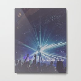 let's have a great night Metal Print