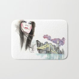 If I Stay Bath Mat