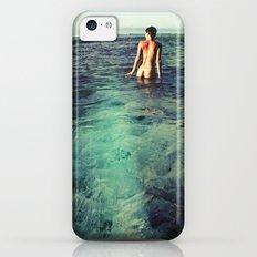 Nude Ocean iPhone 5c Slim Case