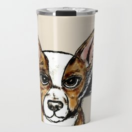 Chihuahua Dog Travel Mug