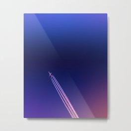 Sky Voyager Metal Print