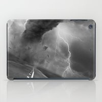 playstation iPad Cases featuring Storm by eARTh
