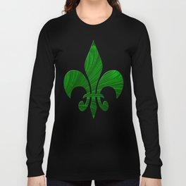 Renaissance Green Long Sleeve T-shirt