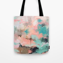 Abstract art of strokes Tote Bag