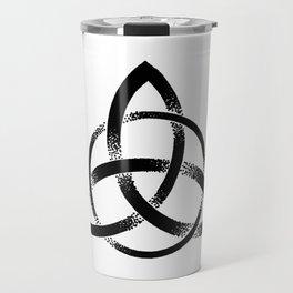 Triquetra Travel Mug