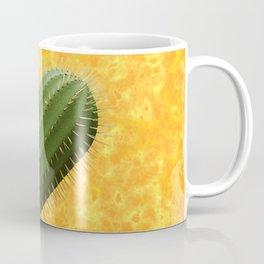 Cactus Heart - Coeur de Cactus Coffee Mug