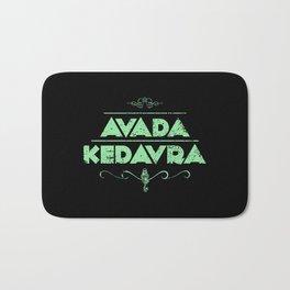 Avada Kedavra Bath Mat