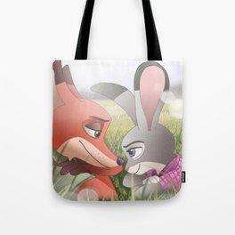 """Hey Carrots..."" Tote Bag"