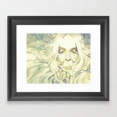 Censor Framed Art Print