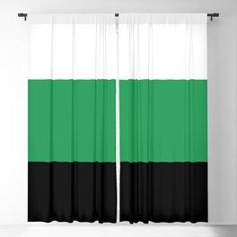 Neutrois Pride Blackout Curtain