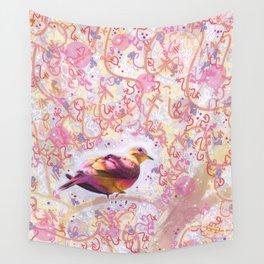 Lovely Little Dove Wall Tapestry