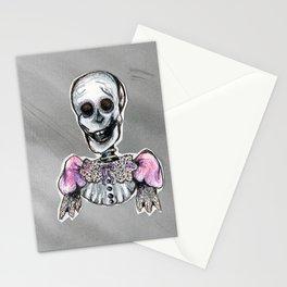 Dandy Skeleton Stationery Cards