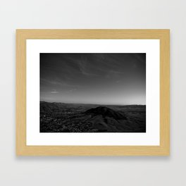 Islay Hill Framed Art Print