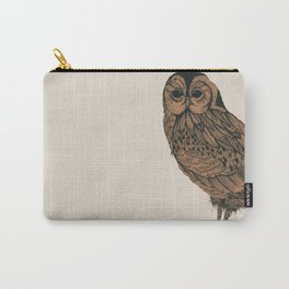 Heaton Owl Carry-All Pouch