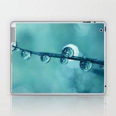 Blue Blade Laptop & iPad Skin