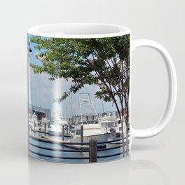 Riverfront Scene Coffee Mug