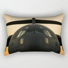 American Military Aircraft Rectangular Pillow
