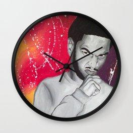 Cudder Muggin' Wall Clock