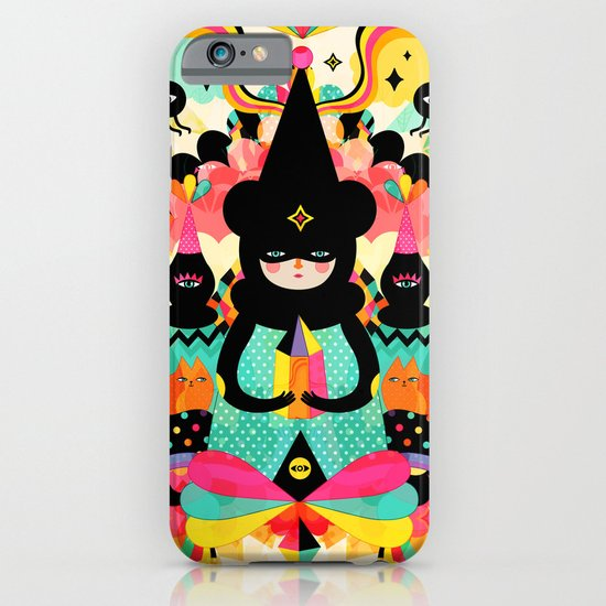 Magical Friends iPhone & iPod Case