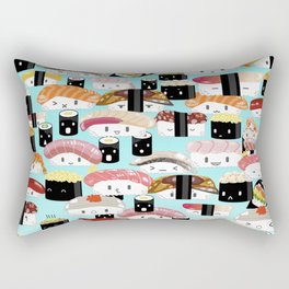 I REALLY LOVE SUSHI Rectangular Pillow