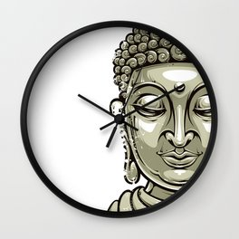 Great Buddha Wall Clock